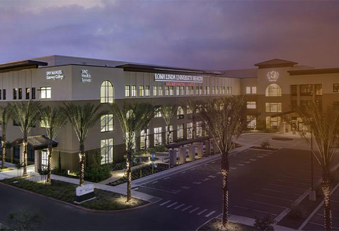SAC Health System – San Bernardino Campus (Administrative Office)