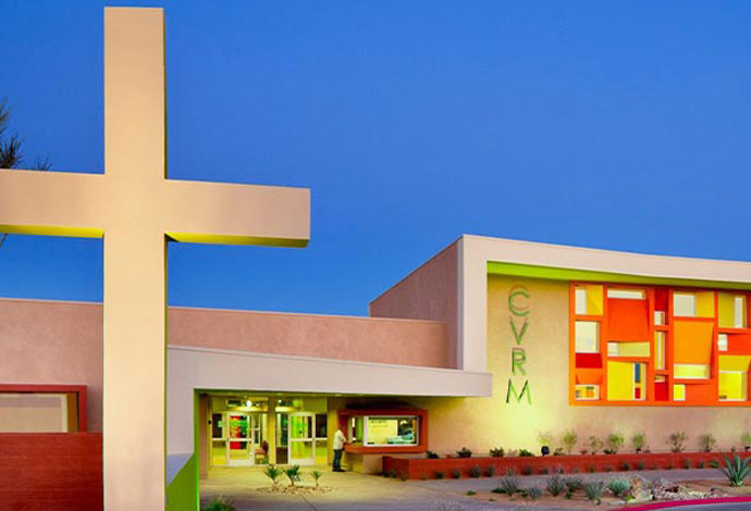 SAC Health System - Coachella Valley Rescue Mission - HBWC