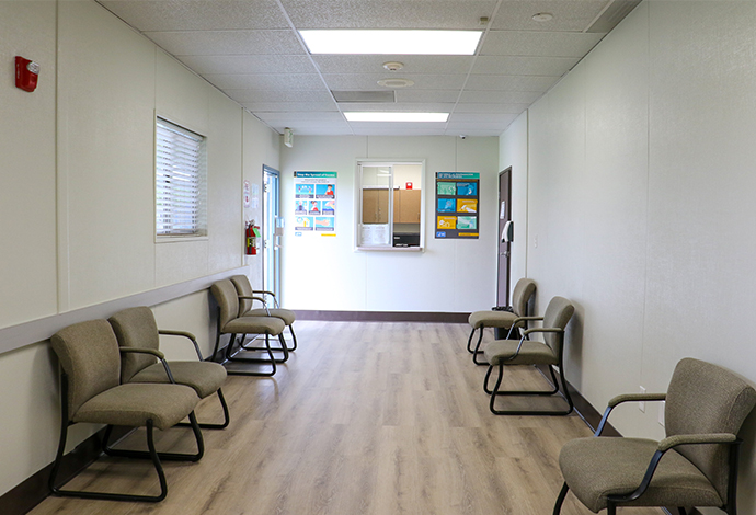 SAC Health System - Rialto School Based Clinic